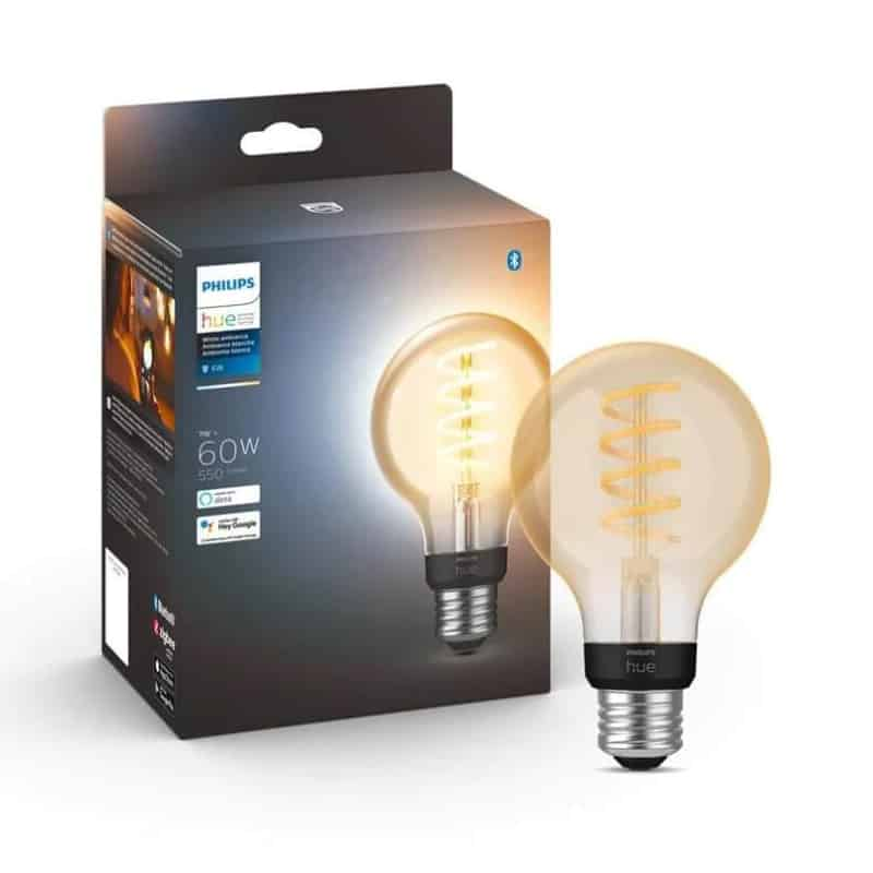 Philips Hue White Ambiance Filament G25