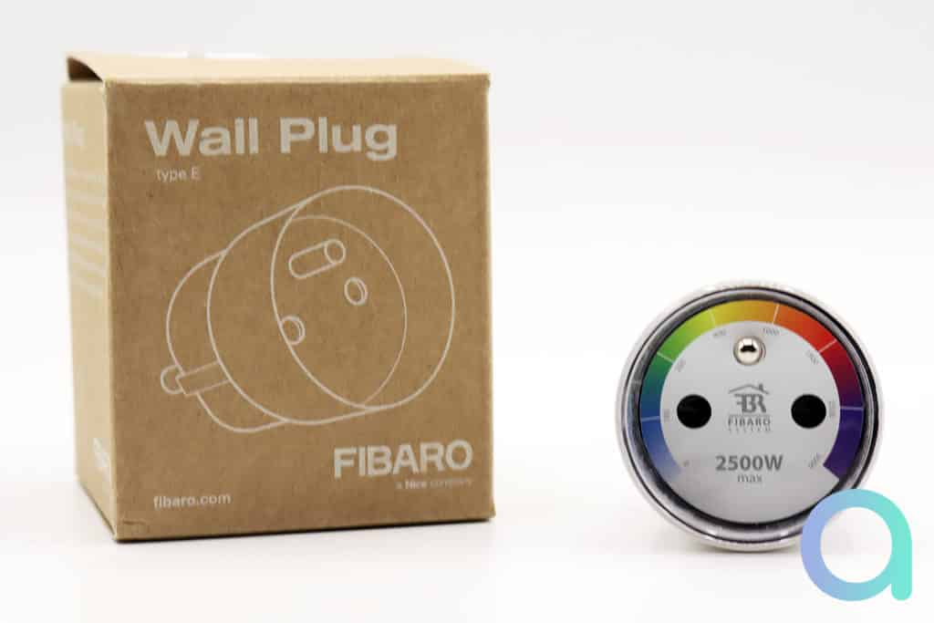 Test complet de la prise Z-Wave Fibaro Wall Plug