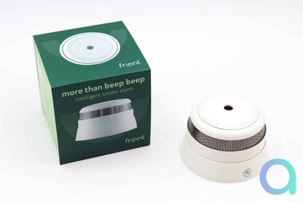 Notre avis sur le détecteur de fumée ZigBee Frient Intelligent Smoke Alarm