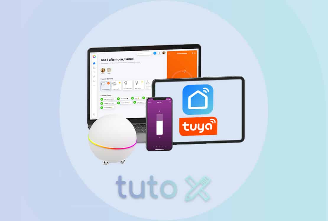 Comment utiliser Smart Life et Tuya sur la box Homey Pro