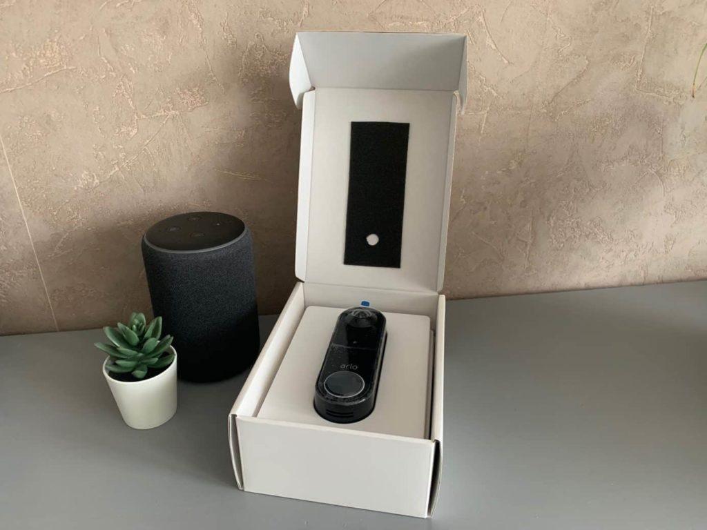 Arlo Video Doorbell : test complet