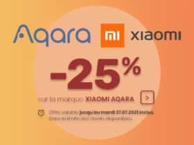 La domotique Aqara et Xiaomi à saisir pendant 2 jours