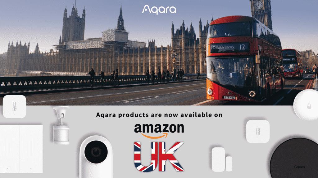 La boutique officielle Aqara sur Amazon.uk