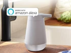 Alexa vous aide à vous laver les mains