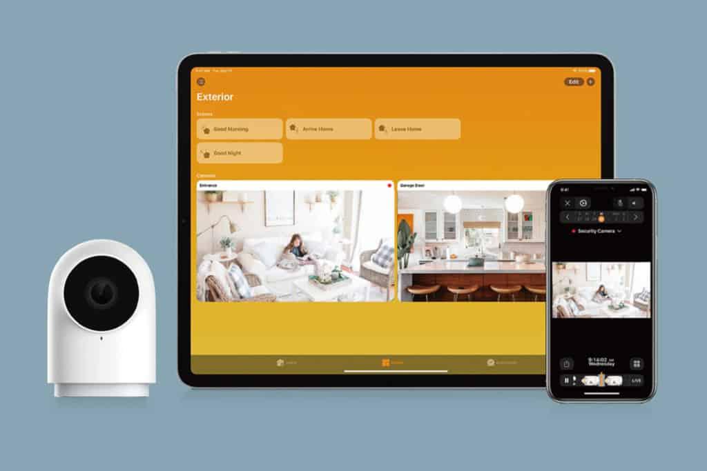 La caméra Aqara G2H est compatible HomeKit Secure Video
