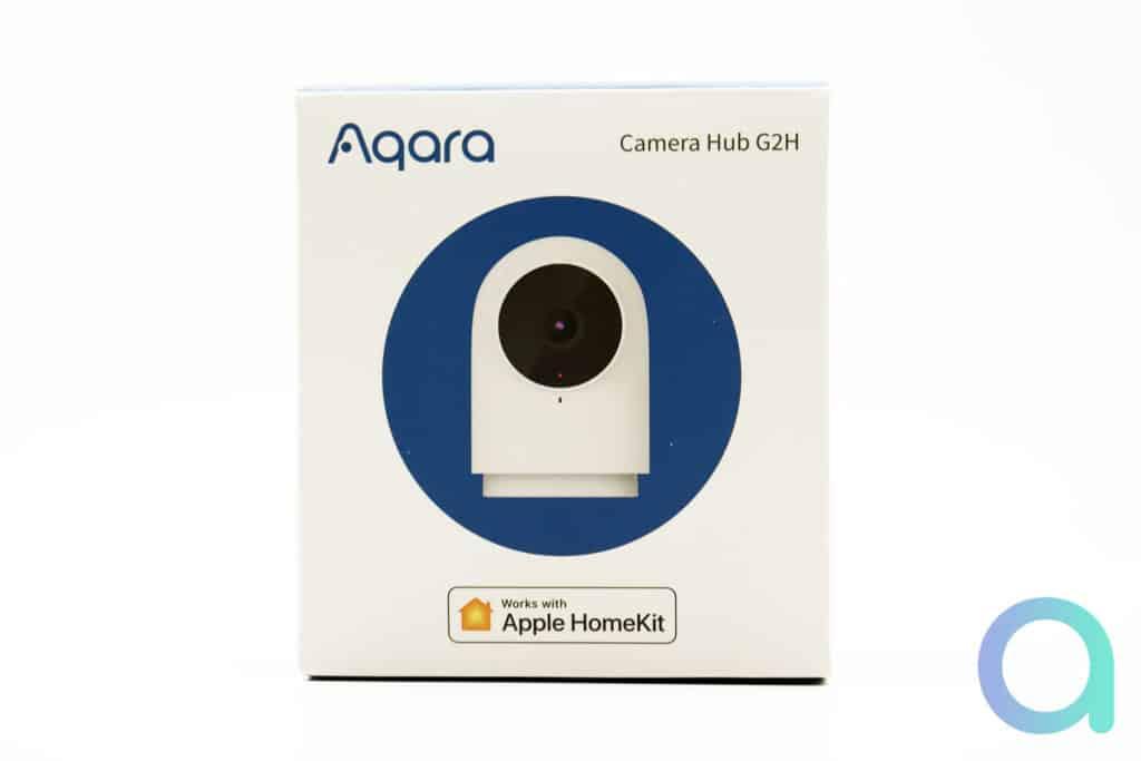 Test complet du la caméra Aqara G2H avec hub ZigBee intégré