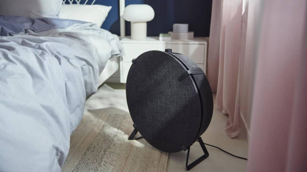 IKEA starkvind, un purificateur d'air discret et élégant
