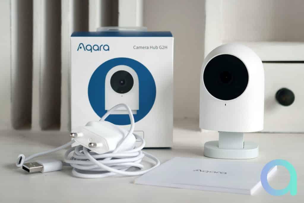 Test complet de la caméra Aqara G2H