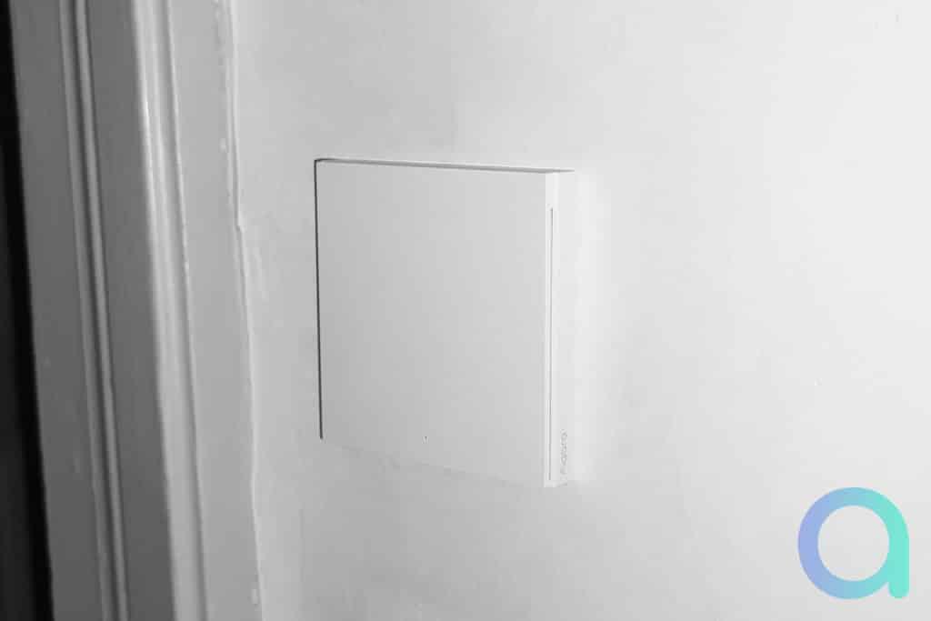L'interrupteur Aqara H1 EU est compatible avec les installations électriques en France