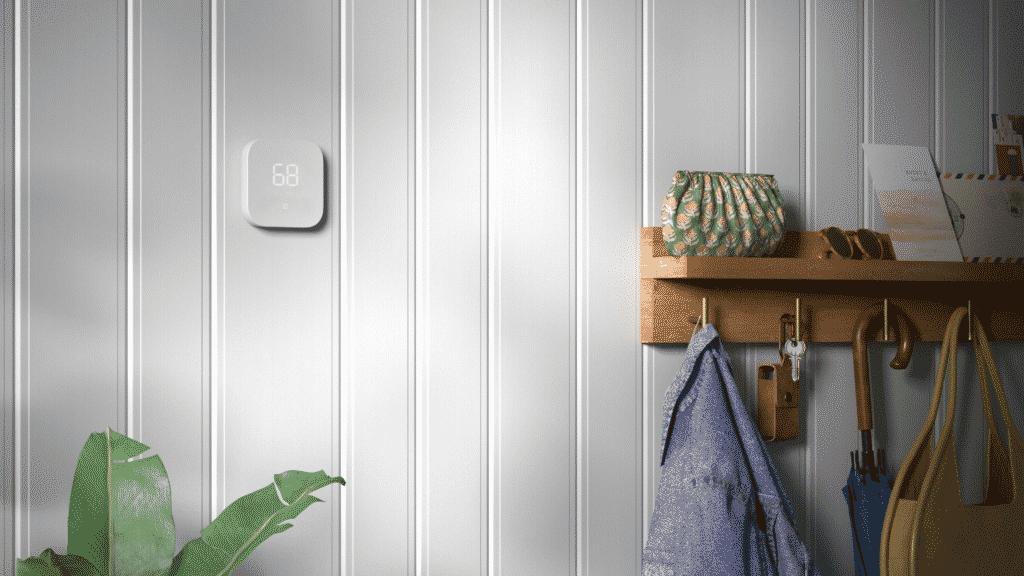 Nouveau Amazon Smart Thermostat compatible Alexa