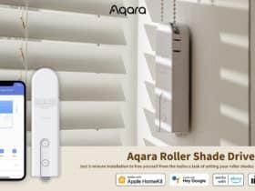 Aqara propose désormais son Roller Shade Driver E1 en Europe