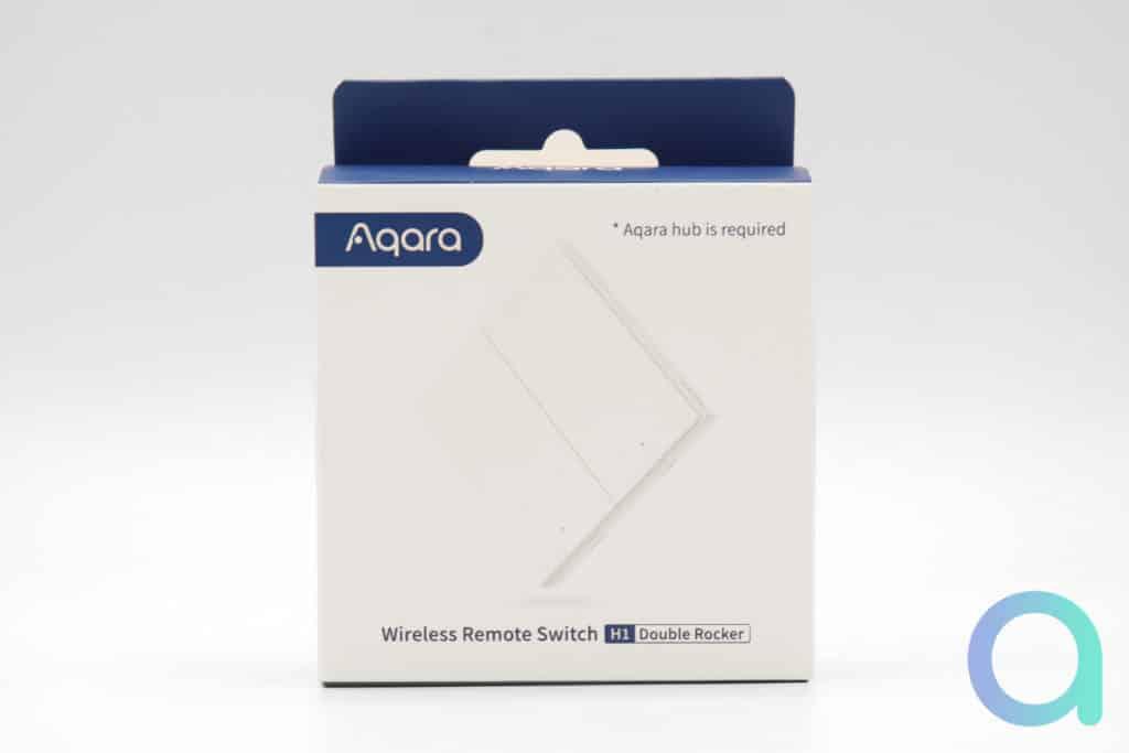 Notre avis sur l'interrupteur sans fil Aqara Wireless Switch Remote H1 en ZigBee