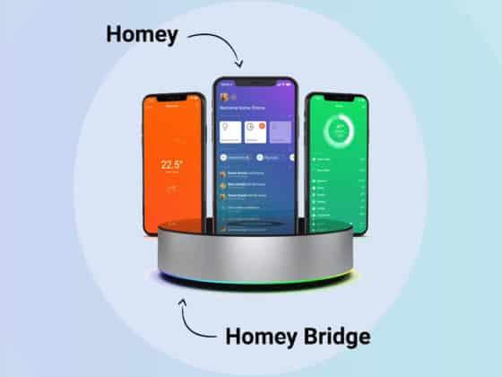 Athom dévoile son Homey Hub et une solution domotique gratuite