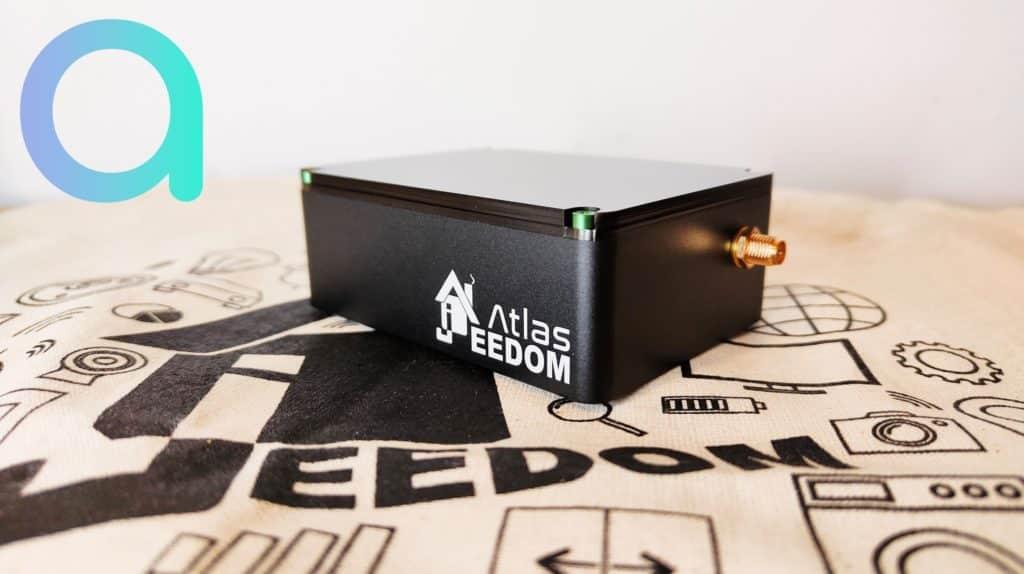 La box domotique Jeedom Atlas en test dans notre lab
