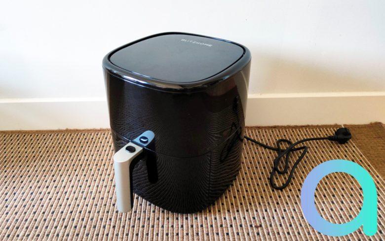 La friteuse Air Fryer BH-AF2 connectable en Wi-Fi