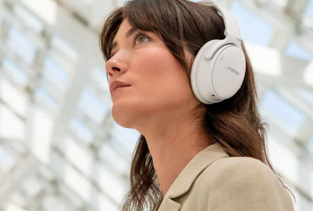 Bose sort son nouveau casque audio QuietComfort 45 avec ANC et Bluetooth 5.1