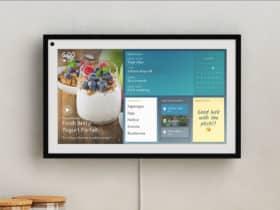 Amazon lance Echo Show 15, la première tablette murale Alexa