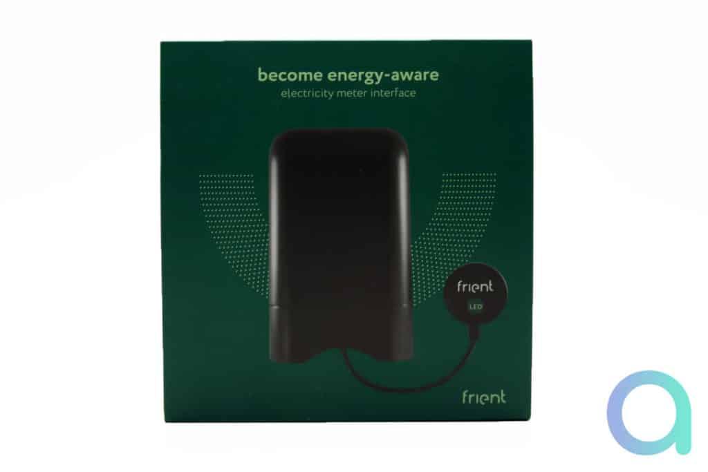 Unboxing de l'interface de mesure électrique Frient