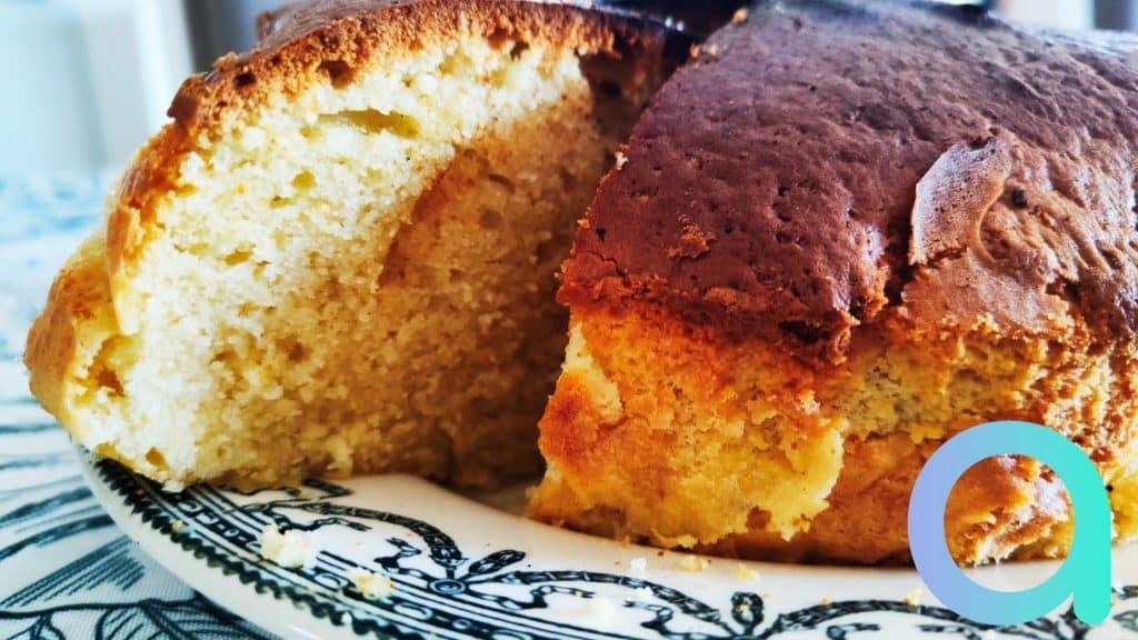 La friteuse Air Fryer Blizthome permet également de cuire des gâteaux