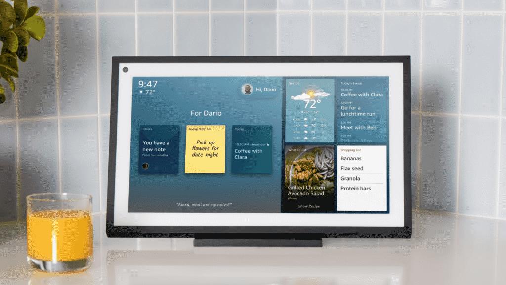 Amazon Echo Show 15 : le nouvel écran connecté Alexa