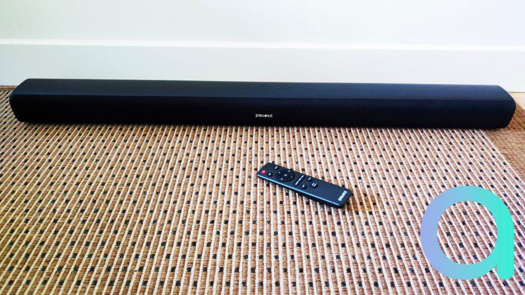 Barre de son Sakobs DS6601 et sa télécommande