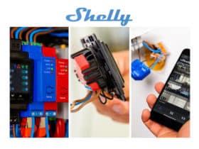 Présentation des nouvelles gammes Shelly Plus et Pro