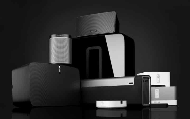 Sonos augmente le prix de ses enceintes connectées et barres de son