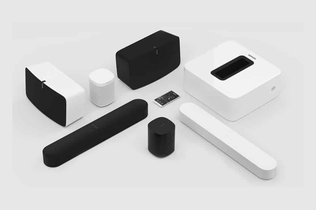 Sonos annonce des augmentation de prix