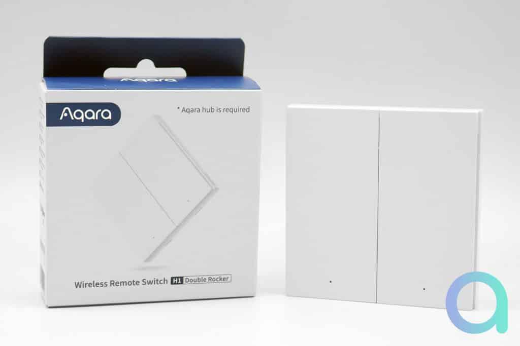 Unboxing Aqara Wireless Switch Remote H1