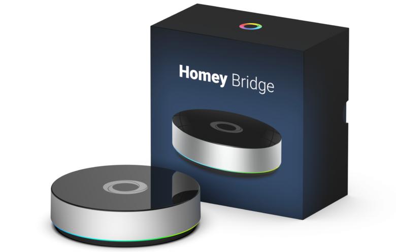 Avis sur la box domotique Homey Bridge compatible Alexa, Google Home et HomeKit