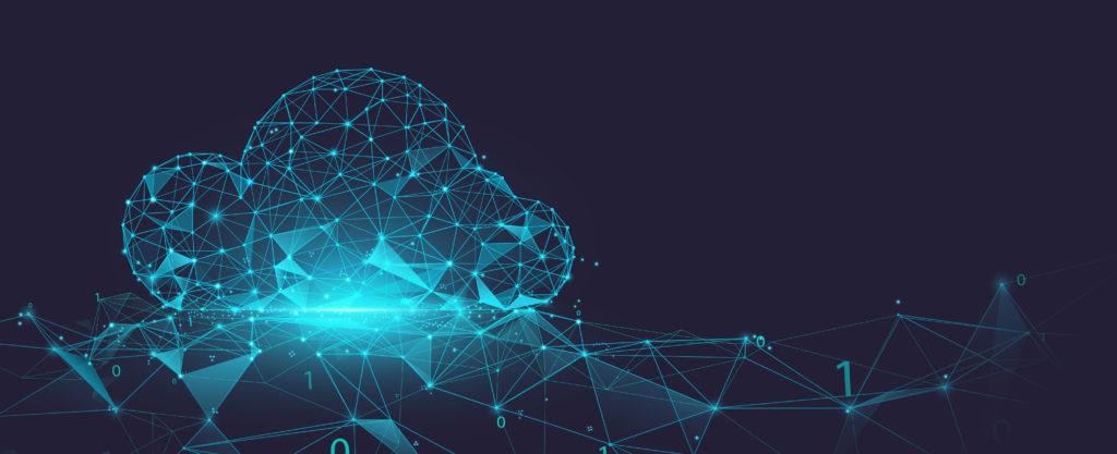 Représentation schématique du cloud d'Amazon Alexa