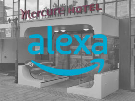Mercure hotels in France soon to be equipped with loudspeakers Amazon Echo with Alexa