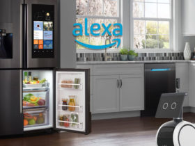 A referigator connected to Alexa soon at Amazon?