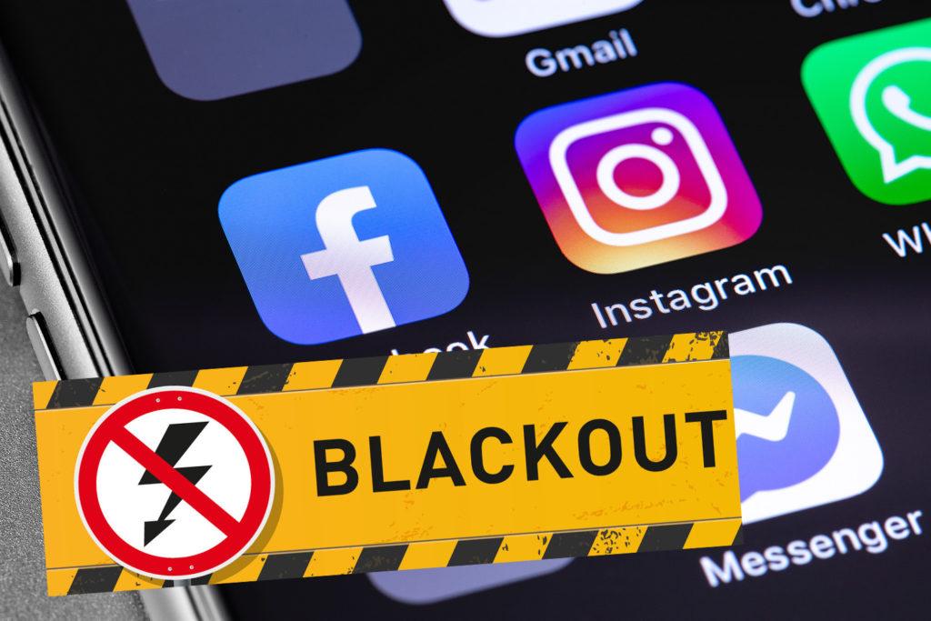 Facebook, Instragram, WhatsApp et Messenger affectés par une panne mondiale